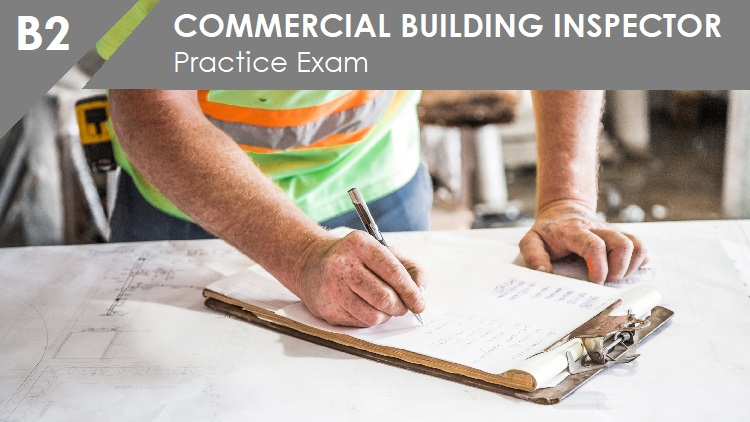 ICC B2 Commercial Building Inspector
