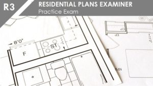 R3 Residential Plans Examiner Practice Exam