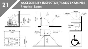 Accessibility Inspector Plans Examiner Practice Exam