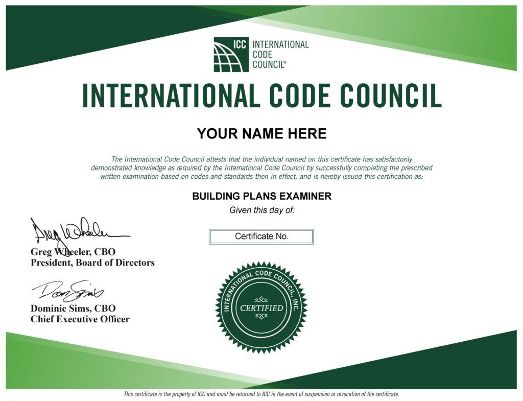 Practice Exam B3 Building Plans Examiner Exam Prep Building Code Trainer