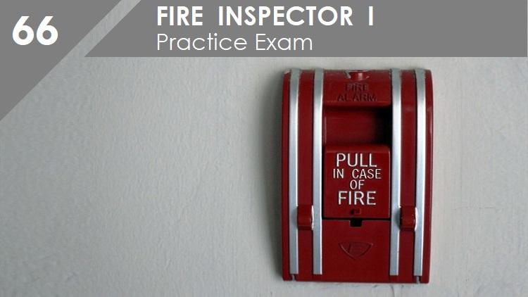 Fire Inspector I